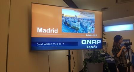 Hemos estado en el evento anual de QNAP en Madrid