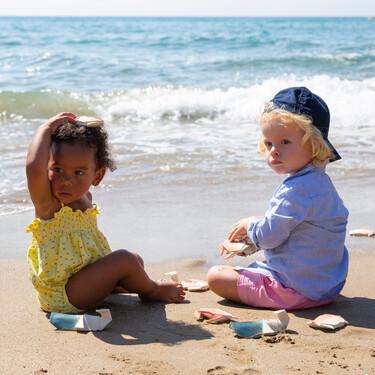 Once juguetes de playa para bebés: hay vida más allá del cubo y las palas