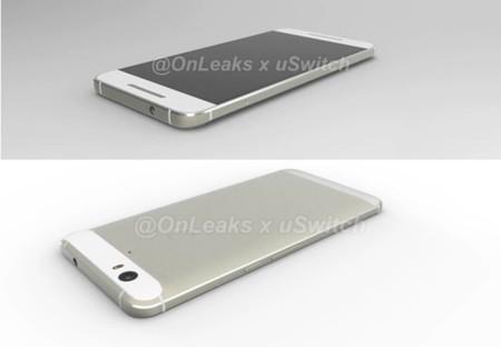 Más sobre el Nexus de Huawei: nuevos 'renders' muestran cambios en su línea de diseño