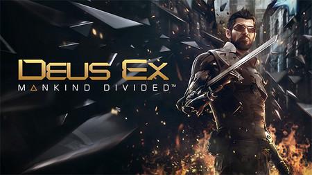 El DLC de pre-venta de Deus Ex: Mankind Divided ya es gratuito para todos sus poseedores