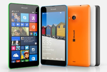 Panorama de Windows Phone en mayo: el Lumia 535 lidera el crecimiento, y Windows 10 empieza a aparecer