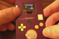 Arduboy: Ya puedes jugar al Tetris en tu tarjeta de visita