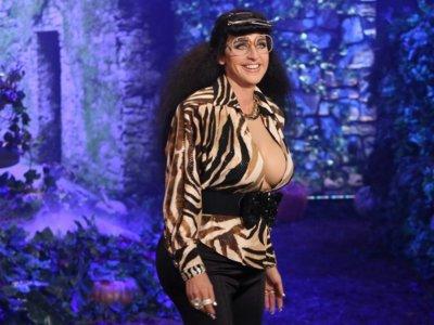 Ellen DeGeneres se convierte para Halloween en Karla, la Kardashian perdida