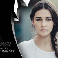 'Power Rangers': Naomi Scott será la Ranger Rosa en el reboot