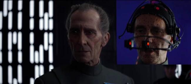 Tarkin en Rogue One
