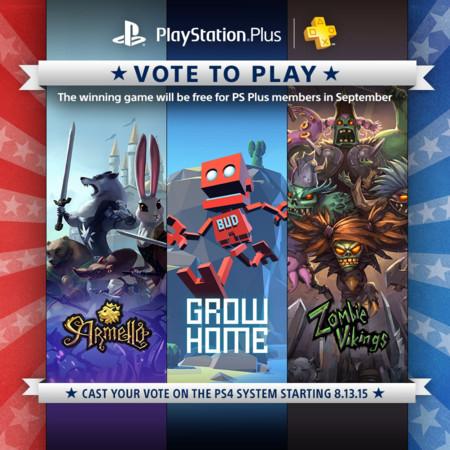 Vota para Jugar inicia este jueves; elige uno de tres juegos indies para PS Plus de septiembre