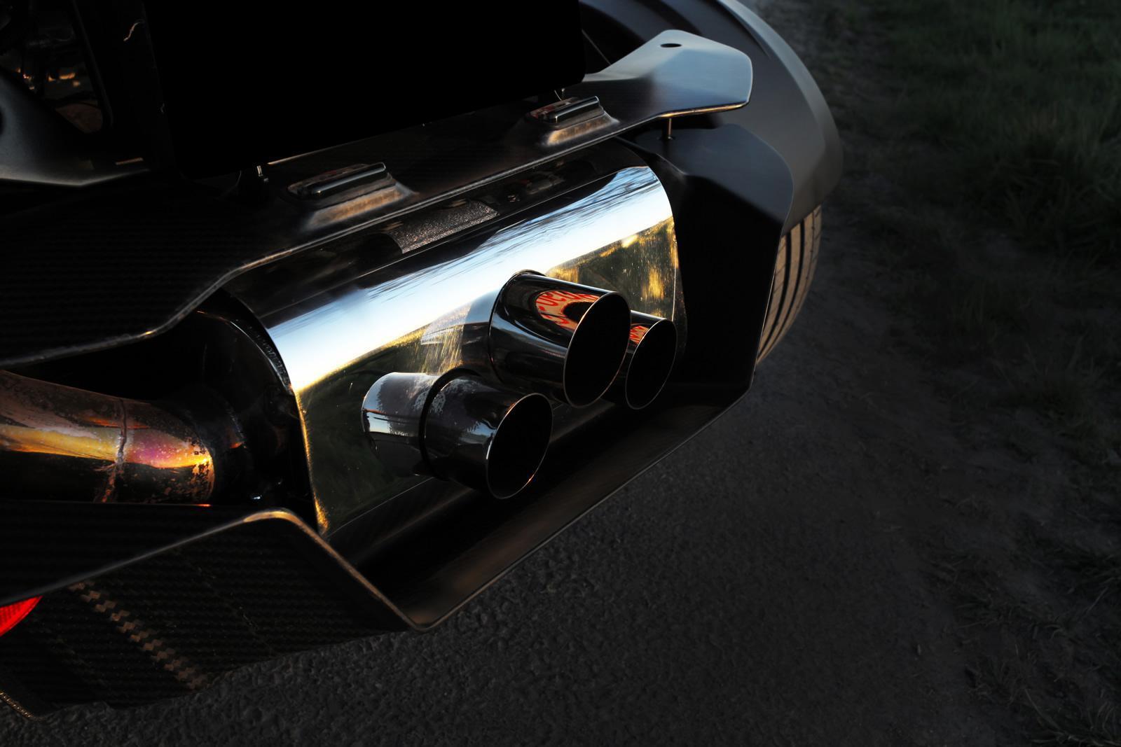 Foto de KTM X-Bow Dubai-Gold-Edition Wimmer (8/11)