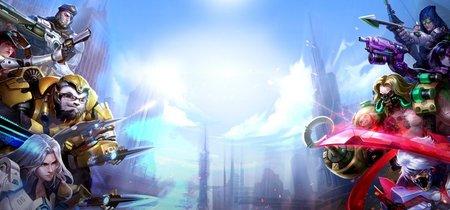 Hero Mission, un clon chino de Overwatch para móviles sin un ápice de vergüenza