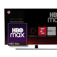 HBO Max se integra en exclusiva con Vodafone TV y con los packs 'Serielovers' y Seriefans'