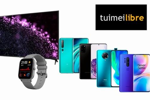Las superofertas de la semana en tuimeilibre: smartphones Samsung, Xiaomi, OnePlus o Huawei, smart TVs LG y smartwatches Amazfit a precios increíbles