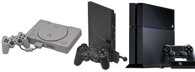 A PS4 podrían llegar juegos de PSX y PS2 a 1080p