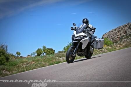 Ducati Multistrada 1200 Enduro Prueba 074