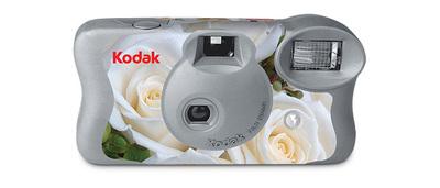 Qué se puede hacer con una cámara desechable para bodas