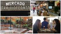 Mercado San Ildefonso, comer de picoteo en un excelente ambiente