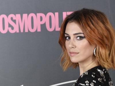 El nuevo look de Blanca Suárez a examen en los Premios Cosmopolitan