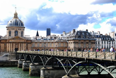 Pont Des Arts 2012