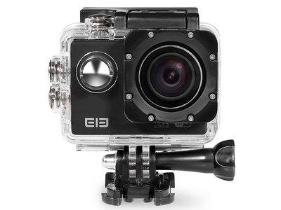 Si te das prisa, hoy te puedes hacer con una cámara de acción Elephone 4K por sólo 59,49 euros