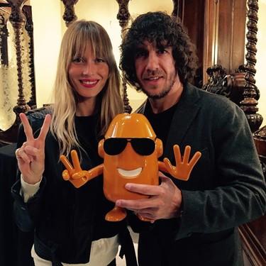 Y otro bebé para Puyol y Vanesa Lorenzo