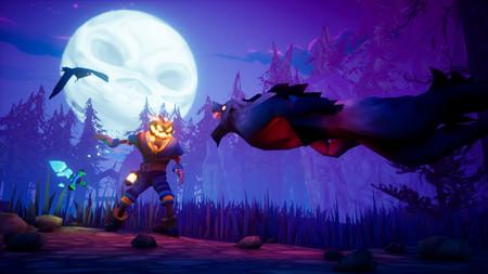 Un caballero con una cabeza en forma de calabaza en un juego de acción y plataformas en 3D: así es el recién anunciado Pumpkin Jack