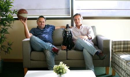 Curro Rueda y Enrique Tapias, CTO y CEO respectivamente de Genera Games