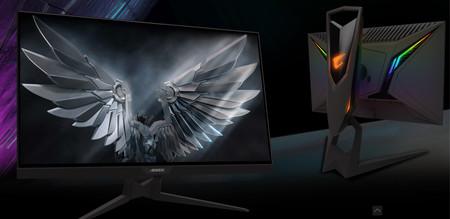 Gigabyte AORUS KD25F: nuevo monitor gaming que funciona a 240 Hz y con un tiempo de respuesta que baja del segundo