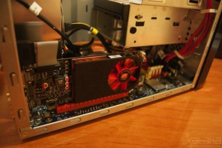 Shuttle SX58H7 Pro AMD 6570