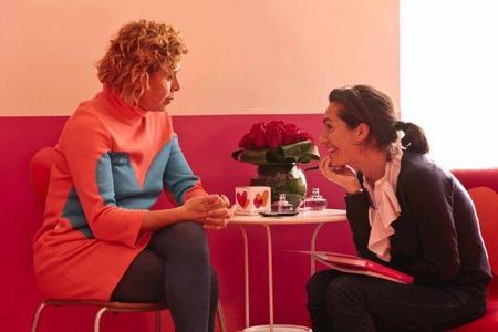 """Ághata Ruiz de la Prada: """"Me entristece pensar que mis hijos no continúen mi empresa"""""""