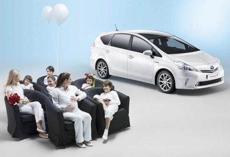 Toyota estima que los híbridos ocuparán el 20% del mercado en 2020