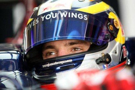 Jean-Eric Vergne se subirá al Toro Rosso en Corea, Abu Dhabi y Brasil
