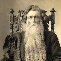 Hans Langseth y Hans Staininger: barbas tan largas que terminaron expuestas en un museo