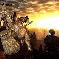 Qué jefe de Dark Souls Remastered deberías matar primero, ¿Ornstein o Smough?