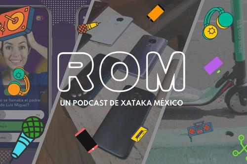 ROM #24: La nueva familia de Motorola que llega a México y el complicado trayecto de los scooters y bicicletas compartidas