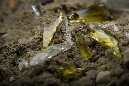 Receta para el éxito: reciclado de vidrio y cemento