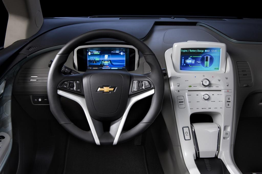 Foto de 2011 Chevrolet Volt (10/11)