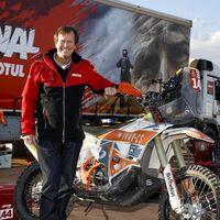 Luto en el Dakar por la muerte de Hubert Auriol, mítico ganador en motos y coches