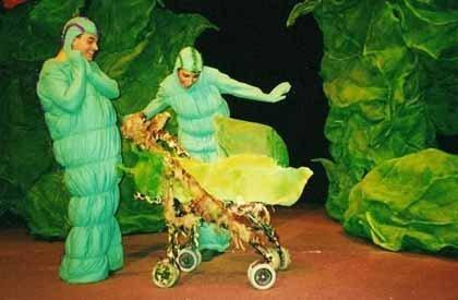 Gurdulú: teatro para la infancia en Madrid