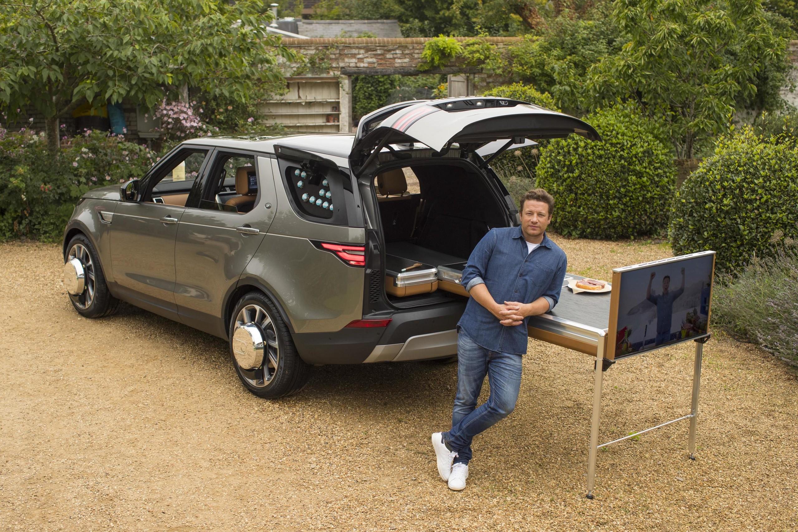 Foto de Land Rover Duscovery cocina ambulante (4/17)
