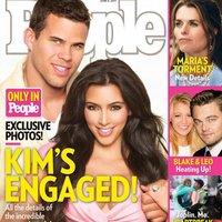 Kim Kardashian se retira del mercado, vamos, que se casa