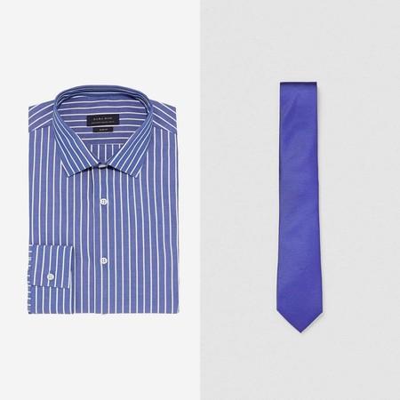 Trece Formidables Combinaciones De Camisas Y Corbatas Para Darle Vida A Cualquier Traje En Primavera 04