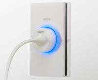 Enchufes eléctricos de pago. El futuro según Sony