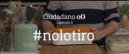 Siete recetas para aprovechar alimentos y adoptar una filosofía #NOLOTIRO