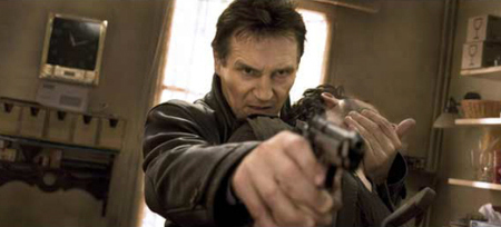 'Venganza' ('Taken'), no te llevarás a la hija de Liam Neeson
