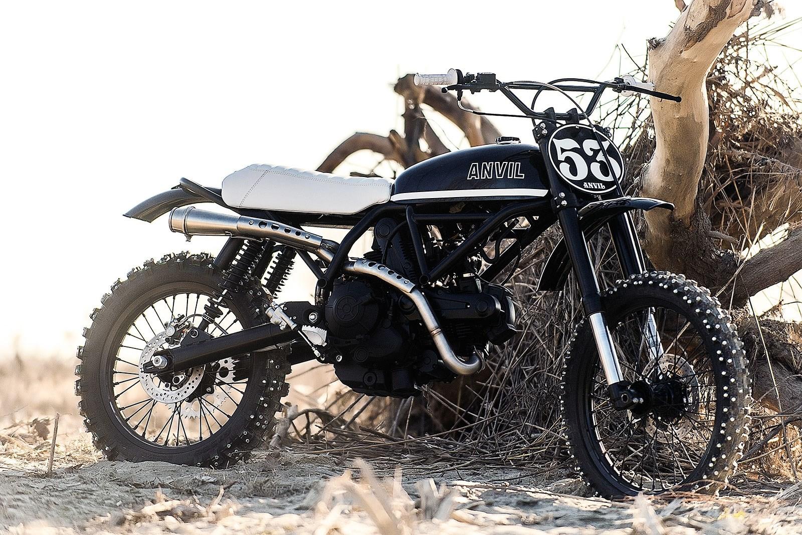 Foto de Ducati Anvil Motociclette (1/6)