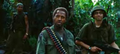 Trailer de 'Tropic Thunder', de Ben Stiller