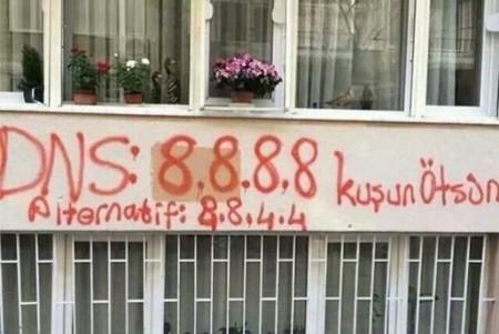 Imagen Turquia Dns
