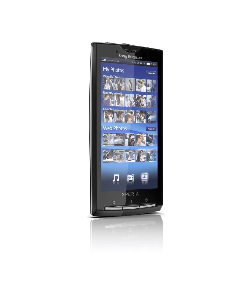 Foto de Sony Ericsson Xperia X10, oficiales (2/7)