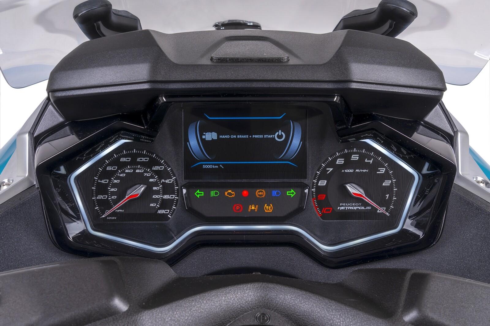 Foto de Peugeot Metropolis 2020, prueba (11/26)