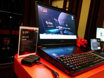 MSI trae a México sus nuevos portátiles para gaming con tarjetas gráficas GTX Series 10