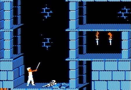 28 años después, llega un editor de niveles para el Prince of Persia de Apple II