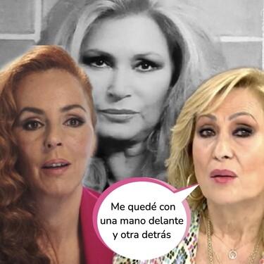 Rosa Benito contesta a Rocío Carrasco y explica por qué se reunió para negociar la herencia de Rocío Jurado